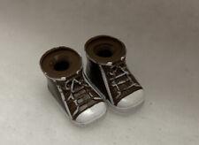 Girlz Girlz Bratz Kidz 7� Koby Doll Brown Shoes Sneakers Ankle Shoes