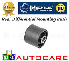 BMW E46 E83 E85 Rear Differential Diff Mounting Bush Meyle HD 3003317601HD
