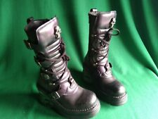 New Rock Boots Sized 37eur