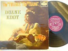 DUANE EDDY LP TWANGS THE THANG Plum London HA-W 2236