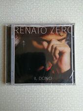 RENATO ZERO - IL DONO - CD PRIMA STAMPA - SIGILLATO