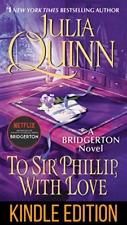 (Kindle) Bridgerton Series Collection Books 5, 6, 7, 8, and 9 By Julia Quinn