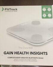 0115 Fit Track: The Dara BMI Bluetooth Scale