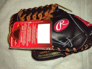 """RAWLINGS HEART OF THE HIDE (HOH) PRO204-4JBT 11.5"""" RH GLOVE FITS RIGHT HAND"""