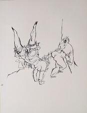 George Grosz Akrobaten Cirkus Zirkus Manege Schausteller Kostüm Handstand Artist