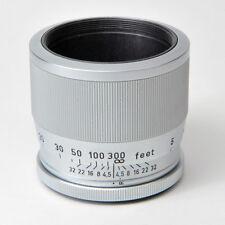 Leica ZOOAN 16495 for Visoflex I&II - Short Focus Mount 135mm Lenses - Mint