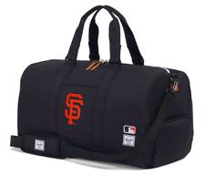 San Francisco Giants Herschel Supply Co. Novel Duffle Bag - Black
