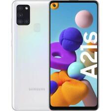 "Samsung Galaxy A21s 3+32GB Dual Sim 6.5"" SM-A217F White Bianco Nuovo ITALIA"