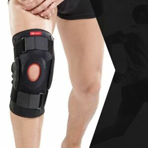 Knee Pad Adjustable Breathable Joint Brace Support Orthopedic Protector Strap