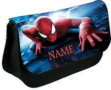 SPIDERMAN #2 personalised pencil cases