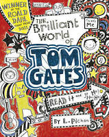 The Brilliant World of Tom Gates, Liz Pichon   Paperback Book   Acceptable   978
