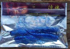 12cm Blue softplastic fishing lures Snapper Flathead Trout Barra Jacks 4pcs