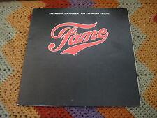 Fame  Original Motion Picture Soundtrack  1980  Vinyl LP  RSO Records  RX-1-3080