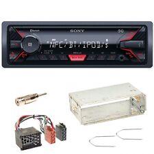 SONY DSX-A400BT Autoradio USB Bluetooth Einbauset für BMW 3er E36 Z3
