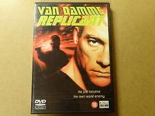 DVD / REPLICANT ( JEAN-CLAUDE VAN DAMME )
