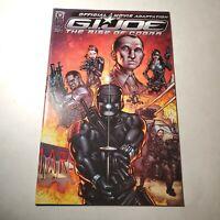 IDW Rise of Cobra Movie Adaptation 1 A COVER GI Joe Comic Book