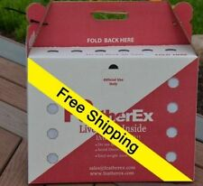 2 Pack FeatherEx Shipping Boxes for Chicken, Duck, Poultry - Free shipping