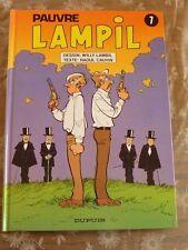 Lambil - Pauvre Lampil 7 - Dupuis - EO