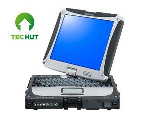 Panasonic Toughbook Cf-19 MK7 Core i5 Win 10 Pro 4GB RAM 256GB SSD 4G & Gps