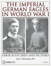 Book - The Imperial German Eagles in World War I: Postcards and Pictures - Vol 3
