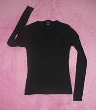 GAP  Damen Pullover  Gr. S  Schwarz