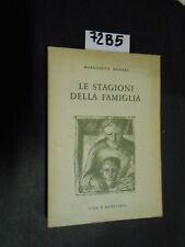 Manara LE STAGIONI DELLA FAMIGLIA (72 B 5)