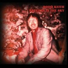 Rodd Keith - Saucers In The Sky CD song-poem outsider incredibly strange