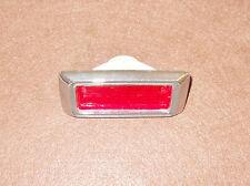 1969 Mustang GT Mach 1 Boss Shelby Cougar Xr7 Eliminator ORIG REAR MARKER LIGHT