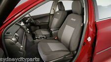 TOYOTA CAMRY SEAT COVERS FRONT FABRIC OCT 11 - OCT 17 NEW GENUINE ACCESSORY