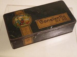 Zigarettendose ConsTanTin Nr. 30