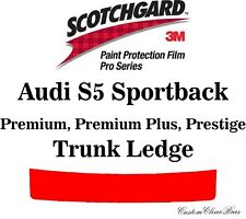 3M Scotchgard Paint Protection Film Pro Series Clear 2020 2021 Audi S5 Sportback