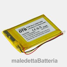 NUVI200 Batteria Alta Qualità per Garmin Nuvi 1400 Nuvi 1440 Nuvi 1450 (YC9)
