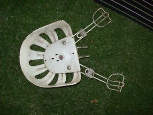 original Bulldog Kindersitz Oldtimer Fahrrad Fussstütze  #part
