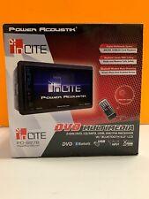 "POWER ACOUSTIK PD-627B CAR 2DIN 6.2"" TOUCHSCREEN DVD CD USB BLUETOOTH STEREO"
