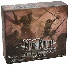 Mage Knight Board Game: The Lost Legion Expansion Set - Brand New!