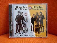 CD : DUCKS DELUXE & TYLA GANG : ALL TOO MUCH – PROTO PUNK SKYDOG 1975 & 77