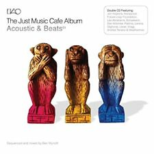 Ben Mynott - The Just Music Cafe Album : Acoustic and Beats 01 [CD]