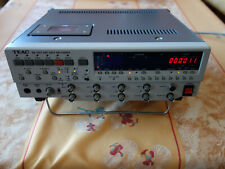 TEAC DATA RECORDER RD-125T DAT Non Fonctionnel