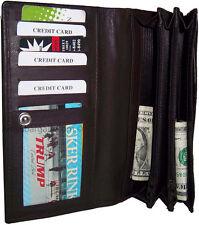 Ladies large checkbook wallet compact wallet zip wallet Brand new