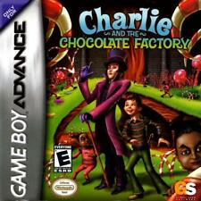 Charlie and the Chocolate Factory Gba New Game Boy Advance