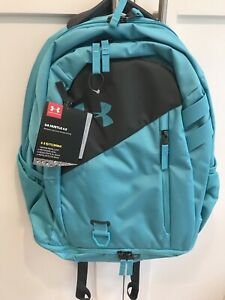 Under Armour 1342651 UA Hustle 4.0 Storm Backpack School Laptop Book Bag $55 NWT