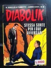 diabolik anno XXVI (26) n.8 - buono