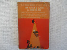 From The Earth To The Moon Jules Verne Dover Publishing 1633 paperback VG+