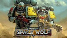 Código de vapor PC Lobo de espacio clave nueva descarga Warhammer 40000 juego rápido región libre