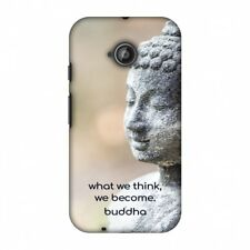 AMZER Snap on Case Buddha Quotes 7 HARD Protector Case Phone Cover Accessory
