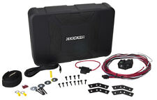 "NEW KICKER 11HS8 8"" 150W Hideaway Car Audio Powered Subwoofer Sub Enclosure HS8"
