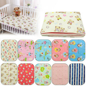 Waterproof Incontinence Urinal Mattress Pad Bed Sheet Protector Mat Baby ** #❤