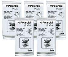 Sheets of Polaroid Zink Photo Paper 2X3 Mobile Printer LG Zip PoGo Snap HP