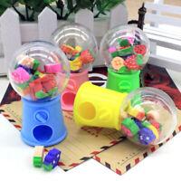 Mini Cute Eraser Creative Eraser For Kids Gift Stationery Student SupplQW