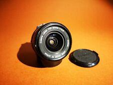 GRANDANGOLO CANON FD 24mm f2.8, COME NUOVO.